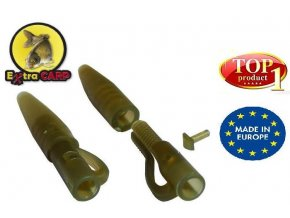 Závěsky Extra Carp Lead clip with Tail Rubber