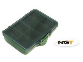 NGT Krabička Terminal Tackle Box 8 Way