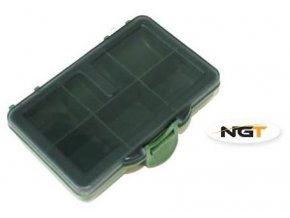 NGT Krabička Terminal Tackle Box 6 Way