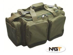 NGT Taška Green Multi-Pocket Carryall