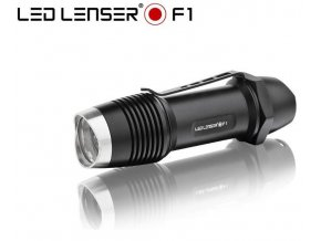 LED Lenser F1 Force series