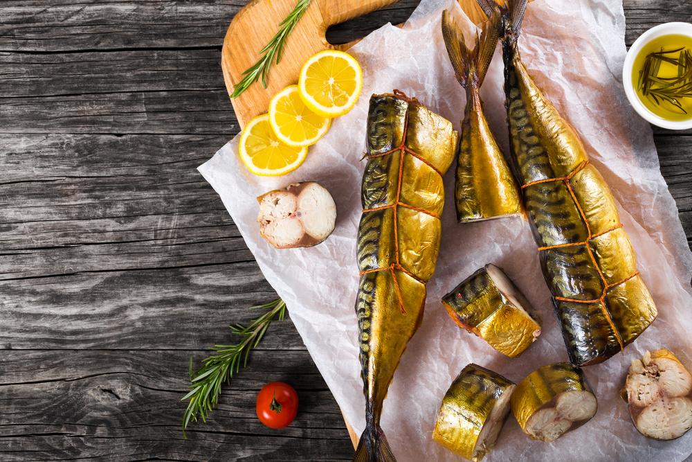 Uzené ryby