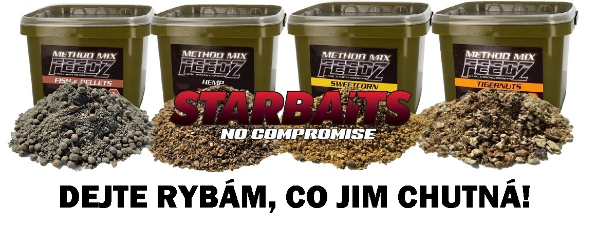 Starbaits Method Mix FEEDZ