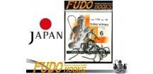 Háčky Fudo Chinu W/Ring s očkem / balení