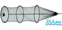 Vezírek JSA Fish očka síťky - 15 mm