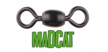 Obratlík Mad Cat Power Swivels Snap 140 kg