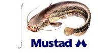 Rybářské návazce na sumce - hotová montáž MUSTAD Catfish Rig 2