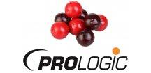 Umělé plovoucí boilies Prologic ArtBait Boilie Red & M.O. Glitter 20 mm