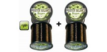 Giants Fishing vlasec Carp Master Balance Brown 0,28 mm/812 m - AKCE 1+1