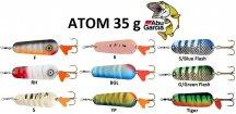 Abu Garcia třpytka Atom 35 g