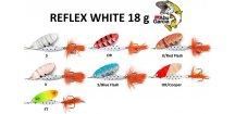 Abu Garcia třpytka Reflex White 18 g