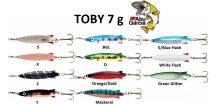 Abu Garcia třpytka Toby 7 g