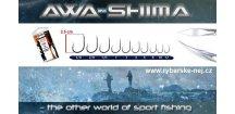 Háčky Awa-Shima 1001 Cutting Blade 10 ks