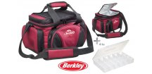 Berkley taška System Bag 2015 Red/Black L