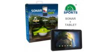 Nahazovací WiFi sonar Vexilar a tablet