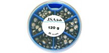 JSA Fish broky hrubé 120 g