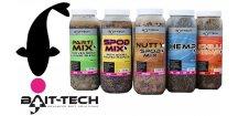 Bait-Tech nakládaný partikl Super Seed Particle Jars 2,5 L