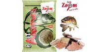 Kukuřičná placka Carp Zoom Bait Additives TTX 800 g