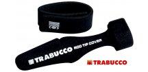 Trabucco neoprenové pásky a kryt špičky Rod Tip & Belt Set