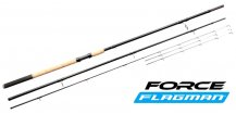 Flagman feederový prut Force Active Carp Medium Feeder 360 cm/65 g