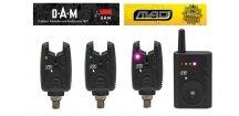 DAM-MAD Sada signalizátorů Nano+Wireless Alarm Set 3+1