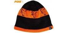Čepice FOX Black/Orange Beanie
