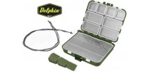 Krabička Delphin TBX Duo 125-11P - 125 x 105 x 35 mm
