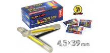 Extra Carp Lite Starlight - svítící ampule 4,5 x 39 mm