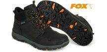 Boty FOX Collection Black/Orange Mid Boot