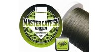 Giants Fishing Master Catfish Green pletená šňůra 1 m