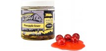 Boilies v dipu Carp Only Pineapple Fever 250 ml