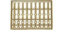 Carp System zarážky na boilies a pelety LUX 108 ks