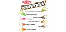 Berkley PowerBait Power Nymph nymfy 2,5 cm