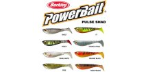Berkley PowerBait Pulse Shad ripper 6 cm