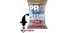 Bait-Tech feederová krmítková směs Pro Feeder Dark Fishmeal - 1 kg