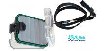 JSA Fish krabička na mušky 42V 95 x 70 x 35 mm