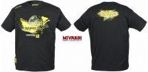 Mivardi rybářské tričko MCW Hardcore
