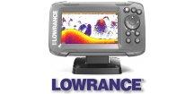 Lowrance echolot HOOK2 4X GPS se sondou Bullet Skimmer Transducer