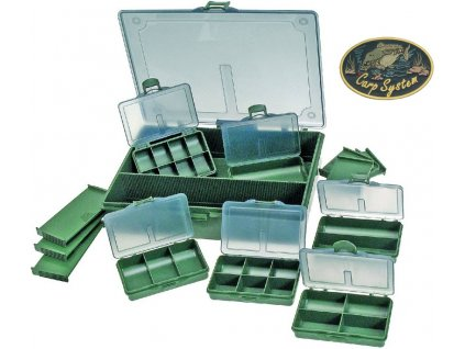 Carp System plastový box Carp Set 2 C.S.