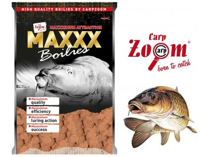 Carp Zoom MAXXX boilies 800 g/16 mm