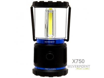 Silverpoint lampa Starlight X750