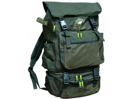 Carp System rybářský batoh C.S. - zelený