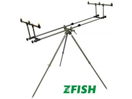 Zfish Tripod Elite 3 Rods + 2 x Bite Indicator