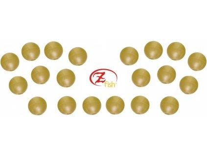 Zfish gumové korálky Rubber Beads 20 ks