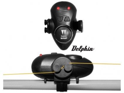 Elektronický signalizátor Delphin Wamp