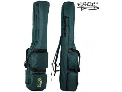 Esox Rod Bag New obal na pruty tříkomorový 100, 110, 130, 145 cm