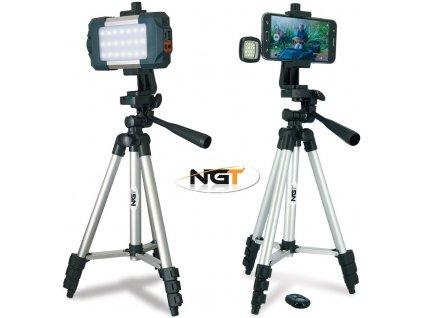 NGT Selfie Tripod Set