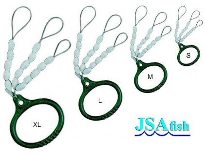 JSA Fish silikonové zarážky na splávek - 15 ks