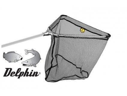 Podběrák Delphin - kovový střed
