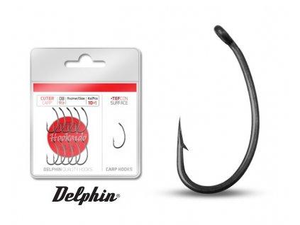 Háčky Delphin HKD Cuter Tefcon 10+1 ks